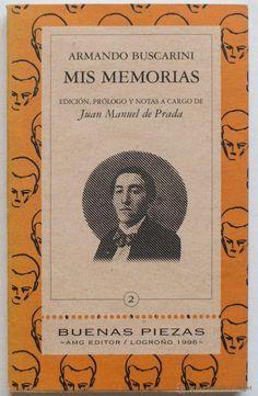 ARMANDO BUSCARINI- MIS MEMORIAS El Desván de Bartleby C/,Niebla 37. Sevilla
