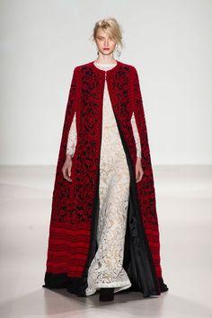 Tadashi Shoji at New York Fashion Week Fall 2014 - StyleBistro