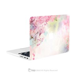 Vibrant Summer Series Graphics Rubberized Hard Case Perfect fit for Apple MacBook Pro 13.3 with Retina Display Model: A1425 and A1502 (LASTEST