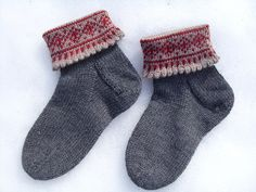 Ravelry: The Road to Oslo pattern by Nancy Bush