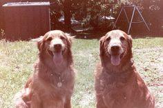 Ben and his best friend Zachary era 1982