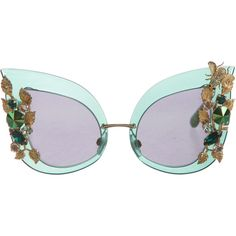 Dolce & Gabbana Eyewear embellished sunglasses Free Shipping Popular Sast Online Lowest Price Online Discount Purchase 100% Authentic Cheap Online e0yflr2Dt