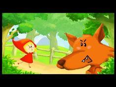 ▶ Le petit chaperon rouge - YouTube
