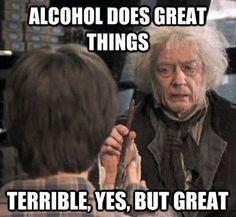 great things, terrible things, terribly great things, and greatly terrible things.