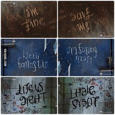 For those of you making those theories that hurt my brain, here ya go! I'm fine = Save me I feel fantastic = I'm falling apart Life is great = I hate myself Bts Lyrics Quotes, Bts Qoutes, True Quotes, Frases Top, Bts Theory, Bts Tattoos, Army Tattoos, Depression Quotes, Everything