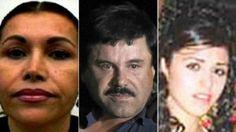 """Las mujeres en la vida de Joaquín """"El Chapo"""" Guzmán"""