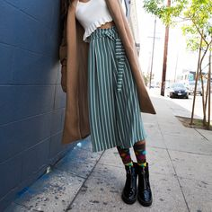 Give your outfit the twist it deserves with our Big Dot Block sock. The design combines three distinct blocks of brown, yellow and mint green for a bold. Mint Green, Yellow, Women's Socks, Happy Socks, Fall Winter, Dress Up, Dots, Big, Outfits