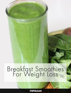 7 Breakfast Smoothies to Help You Lose Weight