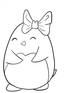 happy feet coloring pages Happy Feet Coloring Pages For Kids Free