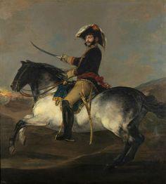 Spain - General Palafox El General Jose de Palafox a caballo. GOYA Museo del Prado.Madrid.