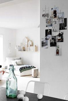 Une maison campagnarde près d'Oslo (via Bloglovin.com )