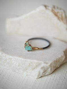 Bague Opal turquoise http://pickture.com/pick/2364934