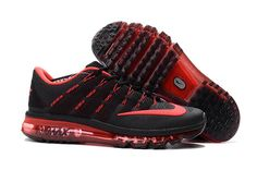 Nike Air Max 2016 Black Red KPU