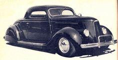 Jack Calori 1936 Ford