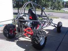 how to build a go kart without welding