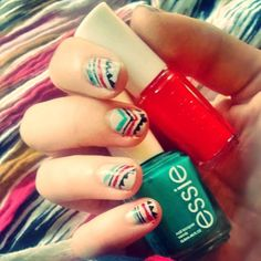 Essie - SnapHappy - Naughty Nautical -by Clem_mr