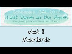 Week 8 NL - Last dance on the beach - Scheepjes CAL 2016 (Nederlands)