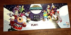 ANIMATION THROWDOWN THE QUEST FOR CARDS FAMILY GUY, AMERICAN DAD & BOB'S BURGERS