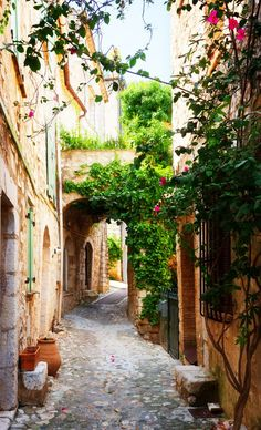The 10 Most Beautiful Towns In Provence, France. http://tracking.publicidees.com/clic.php?progid=378&partid=48172&dpl=http%3A%2F%2Fwww.ecotour.com%2Fcircuit%2Fcircuits-pas-cher%2F