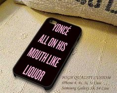 Yonce Remix Beyonce Case For iPhone 4/4s iPhone 5s/5c by CoverHape, $13.99