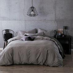 Egyptian Cotton Luxury 4 Piece Duvet Set - HomeTextilesCo