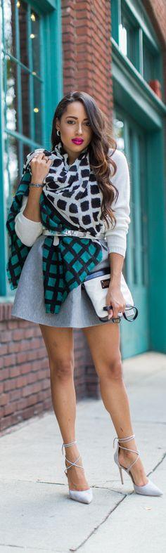 Fall Accessorized / Fashion By A Keene Sense Of Style