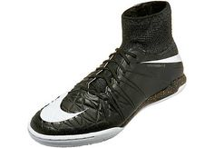 best service 0a938 a7314 Nike HypervenomX Proximo Street Indoor Shoes - Black Football Shoes, Soccer  Shoes, Soccer Cleats