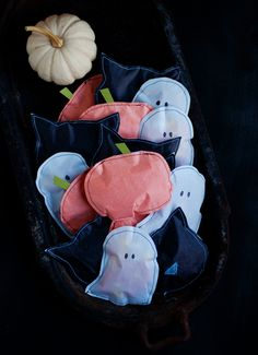 Halloween Treat Pouches