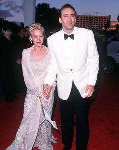 Patricia Arquette et Nicolas Cage