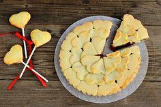 Crostata di cuori, ricetta per San Valentino