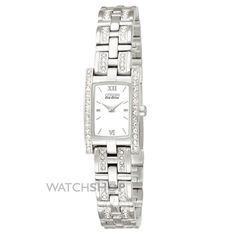 Ladies Citizen Silhouette Eco-Drive Watch EG2350-58A