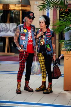 Never too old to Punk Rock!