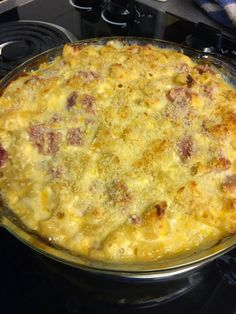 Macaroni Casserole from 100 Days of Real Food cookbook. Best Mac and Cheese I've ever made and definitely with the best ingredients. This blows Kraft out of the water!