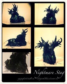 Nightmare Stag Finished by SeekingAnotherLikeMe