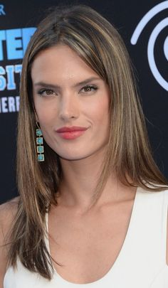 Alessandra Ambrosio's Pretty Highlights