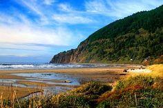 Nehalem Bay State Park, Oregon