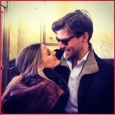Olivia Palermo and Johannes Huebl Olivia Palermo Outfit, Estilo Olivia Palermo, Olivia Palermo Lookbook, Perfect Couple, Best Couple, Perfect Match, Johannes Huebl, Relationship Goals Pictures, Stylish Couple