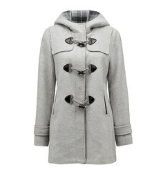 Donna duffle coat - Forever New Autumn Clothes, Duffle Coat, Forever New, Signature Style, Parka, Feminine, Hoodies, My Style, Sweaters