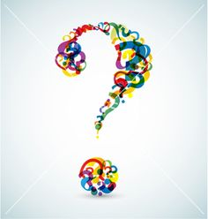 Abstract question mark vector 589736 - by orson on VectorStock�