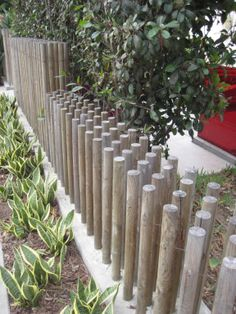 LA residential, fence/barrier