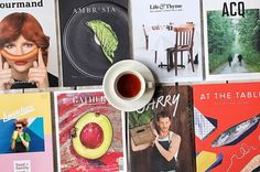 Good morning Sunday! This Sundays Reading is all about good food. In our shop (@coffeetablemags) you will find the following magazines about food culture full of inspiring stories beautiful photography and unique recipes: @thegourmand @ambrosiamagazine @lifeandthyme @acqtastemag @atthetable_ @jarrymag @gatherjournal and @hellolunchlady. Bedides these magazines we also stock the two books East London Food (by @hoxtonminipress) and The Monocle Guide to Drinking & Dining (by @gestalten)…