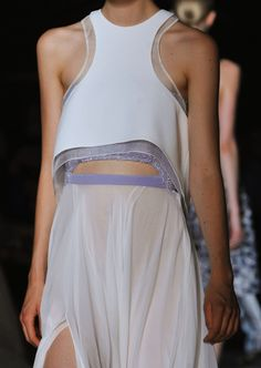 the-chanel-charade:  whore-for-couture:  highqualityfashion:  Prabal Gurung SS 15   Haute Couture Blog :)  X