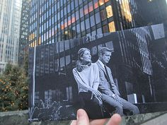breakfast-at-tiffanys-1961 the Seagrams building  NYC 375 park avenue
