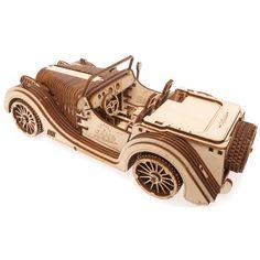 Mechanical Roadster