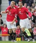 Giggs and Scholes