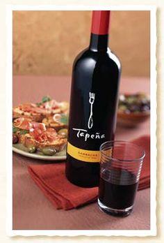 Nikki's pick  Tapena Garnacha – Spanish red wine