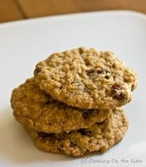 Crispy but still chewy oatmeal raisin cookies are my hubby's favorite.