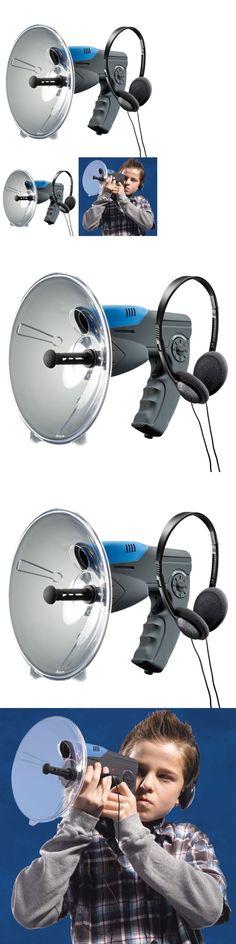 Surveillance Gadgets: Parabolic Microphone Spy Listening Device Bionic Ear Sound Amplifier 300M -> BUY IT NOW ONLY: $30.1 on eBay!