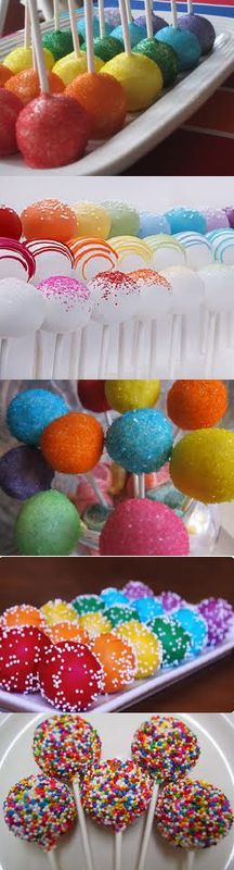 Rainbow cake pops are a great way to brighten up any occasion! The tastiest recipes are here: https://www.bakepopspanoffer.com/?mid=1541372