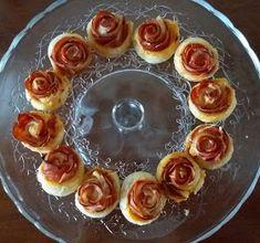 Arjen Aurinkoja: Salami- ja kinkkuruusut Salama, Pudding, Desserts, Food, Tailgate Desserts, Deserts, Custard Pudding, Essen, Puddings
